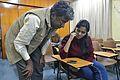 Rangan Datta - Ankita Sinha - Wikimedia Meetup - Kolkata 2013-01-15 3562.JPG