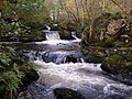 Rapids on the Aira Beck, Watermillock township, Matterdale CP - geograph.org.uk - 280218.jpg