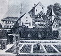 Rapperswil - Einsiedlerhaus - Klostergarten 1833 IMG 0417.JPG