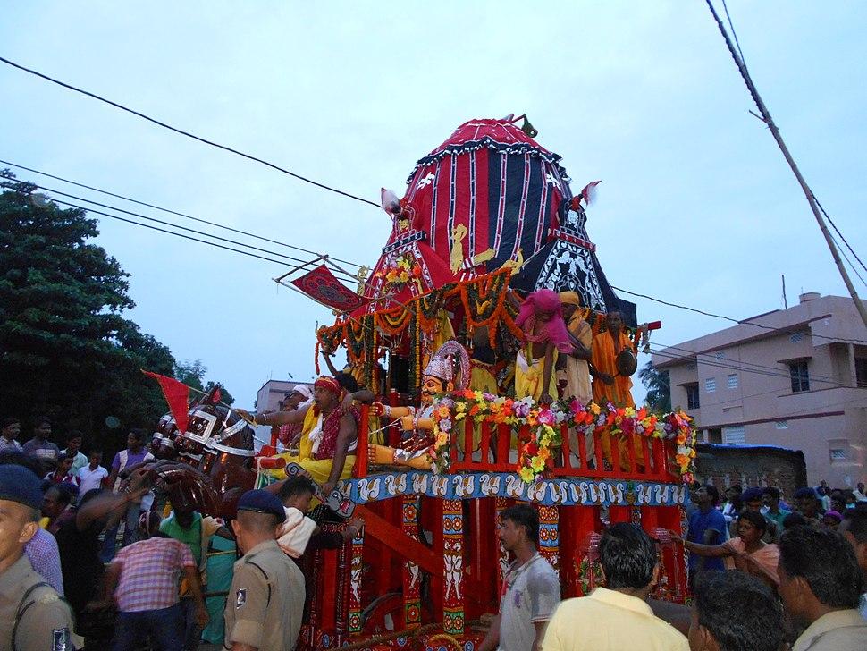 Rath Yatra 2015