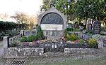 Ravensburg Hauptfriedhof Grabmal Schwarz img02.jpg