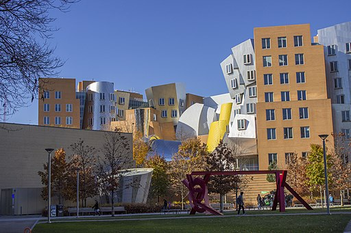 Ray and Maria Stata Center (MIT)