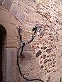 Real Monasterio de Santa Maria de Poblet - Barandilla 1.jpg