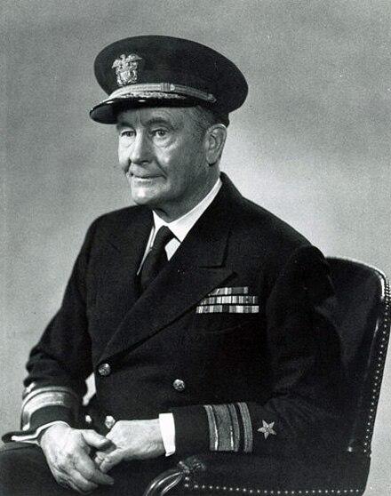 Rear Adm. Samuel Eliot Morison USNR