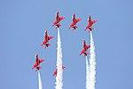 Red Arrows - RIAT 2007 (2984280669).jpg