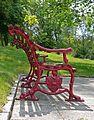 Red Bench (4812815571).jpg