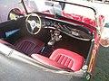 Red MG MIDGET 1 Cabrio Baujahr 1963.JPG