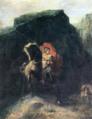 Redon,Rolando a Roncisvalle, 1869.png
