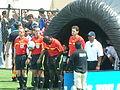 Referees at Galaxy at Earthquakes 2010-08-21 1.JPG