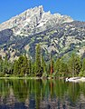 Reflections on Jenny Lake, Grand Teton 2011 (23524668999).jpg
