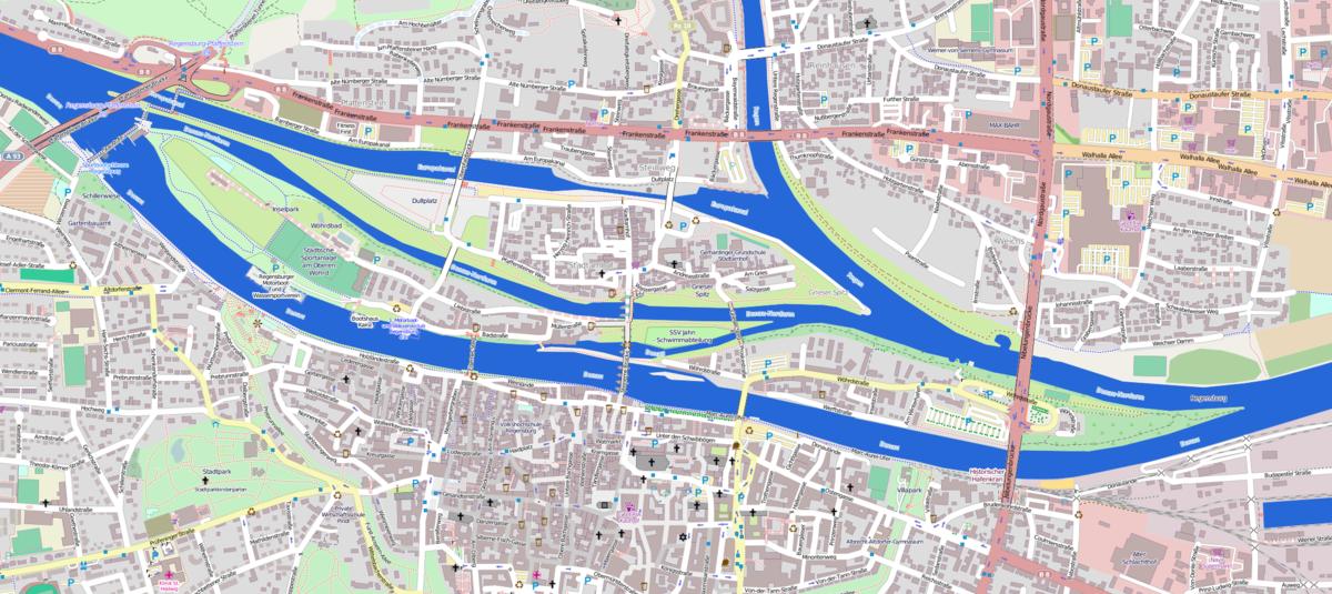 europakanal regensburg � wikipedia