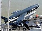 Regulus 1 missile on board USS Growler, Intrepid Sea, Air and Space Museum, New York. (45910117164).jpg
