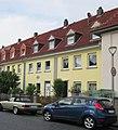 Reihenhäuser Langemarckstraße von 1925 im Heimatschutzstil - Eschwege - panoramio.jpg