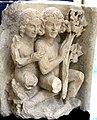 Reims, Palais du Tau, sculpture.JPG