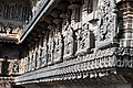 Relief work̞ Chennakeshava temple, Belur.jpg
