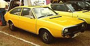 1974 Renault 15 coupe