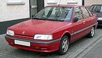Renault 21 front 20080108.jpg