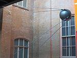 Replica of Sputnik 1, World Museum Liverpool (1).JPG