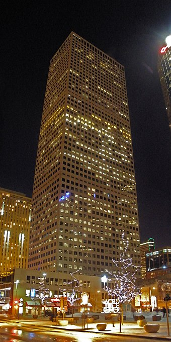 Republic Plaza, Colorado's tallest building Republic Plaza Denver.jpg