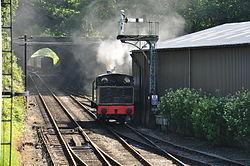 Repulse at Haverthwaite railway station (6580).jpg