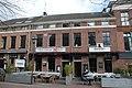 Restaurants Spice and Donatello's at the Jansplein Arnhem. Both restaurants belong to the same owner - panoramio.jpg