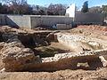 Restes del Baluard de Llevant al Zoo de Barcelona 05.JPG
