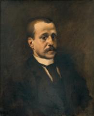 Portrait of Fialho de Almeida