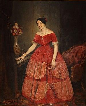 Rosas, Manuelita (1817-1898)
