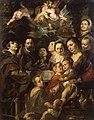 Retrato del artista con su familia, por Jacob Jordaens.jpg