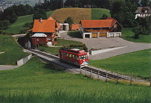 Walzenhausen - Image: Rh W 2