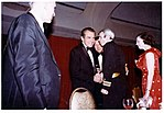 Richard Nixon and John McCain at the 1973 White House Correspondents Dinner.jpg
