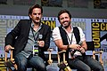 Richard Speight, Jr. & Rob Benedict (36249721765).jpg