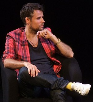 Richard Bacon (broadcaster) - Richard Bacon in 2010