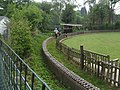 Riding the rails at the miniature railway - geograph.org.uk - 797360.jpg