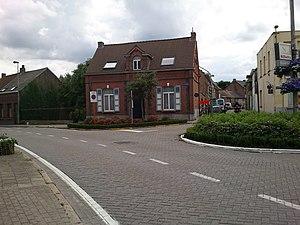 Niel, Belgium - Image: Rijksmonument Boomsestraat 2 Niel