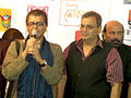 Rituparno Ghosh at the audio release of Noukadubi.jpg
