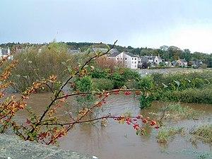 Ellon, Aberdeenshire - Image: River Ythan martyn gorman