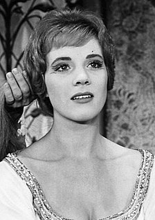 Julie Andrews on screen and stage