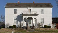 Robnett-Payne house (Fulton, MO) from S 2.JPG