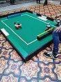 Robots futbolistas de la categoría RoboCup Junior Soccer LigthWeigth 03.jpg