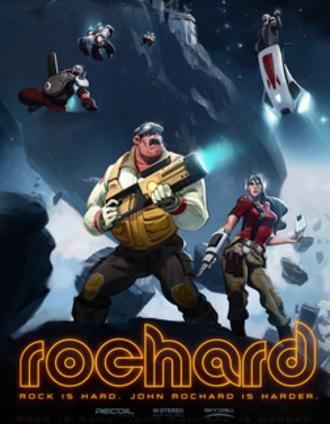 Rochard - Rochard cover