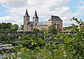Rochlitz - Blick von der Mulde zum Schloss (02-3).jpg