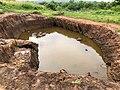 Rock cut Cisterns in Thotlakonda, Visakhapatnam (3).jpg