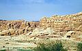 Rocky landscape near Petra, Jordan.jpg