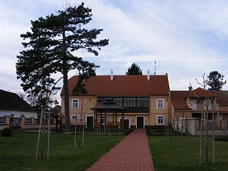 Milutin Milanković - House in Dalj where Milanković was born