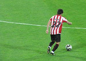 Rodrigo Braña - Braña during the 2009 FIFA Club World Cup.