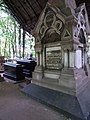 Rogozhskoe cemetery - Morozov tombs 01.jpg