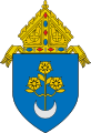 Roman Catholic Archdiocese of Mobile.svg