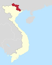 Roman Catholic Diocese of Lang Són and Cao Bang in Vietnam.jpg