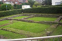Roman ruin at Sea Mills nr Bristol. - geograph.org.uk - 936274.jpg